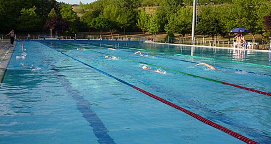 Swimming Pools Training Camp And Triathlon Camp In