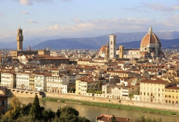 sports holidays in Florence Italy