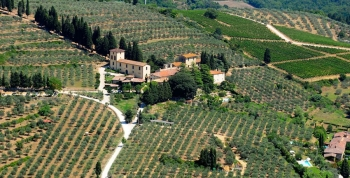 accomodation in tuscan luxury farms